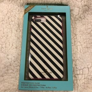 Brand new Kate Spade iPhone 6+/7+/8+ Case